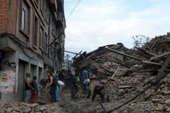 Nepal es sacudida de nuevo por un terremoto