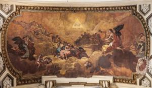 Bóveda del Coreto