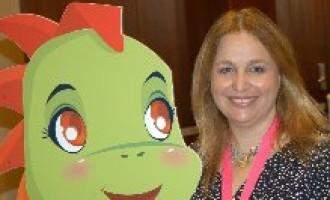 Juana la Iguana, quiere conquistar a los niños de Estados Unidos