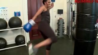 Michelle Obama nos muestra su rutina de ejercicios. ¡Mirala!