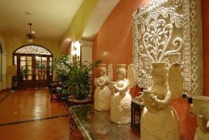 El Hotel está lleno de detalles sofisticados. Foto cortesía Hotel