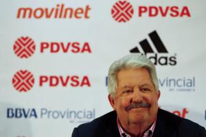 Rafael Esquivel, Pdte de la FVF está entre los acusados. Foto Noticias 24