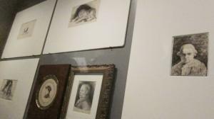 Goya, pintado por Rosario Weiss