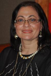 Evelyn Navas, periodista