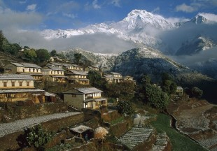 Nepal, antes de sufrir sus desvastadores terremotos