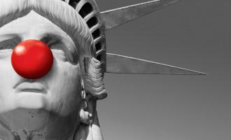 "EE.UU celebra ""Red Nose Day"""