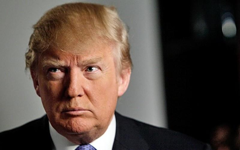 Trump afirma que el sistema electoral está amañado