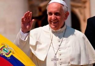 Sudamérica espera jubilosa la visita del Papa Francisco