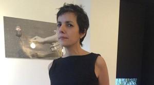 Monika Bravo, artista colombiana.