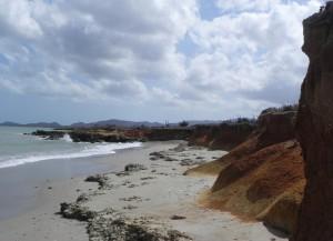 playa La Aurelita