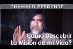 Chamalu responde: ¿Cómo descubrir nuestra misión de vida?