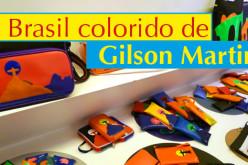 El Brasil colorido de Gilson Martins