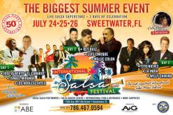 Miami vibrará con Festival Internacional de la salsa