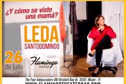 """Leda Santodomingo está en Miami para hablar de """"Cuando sea Grande"""""""