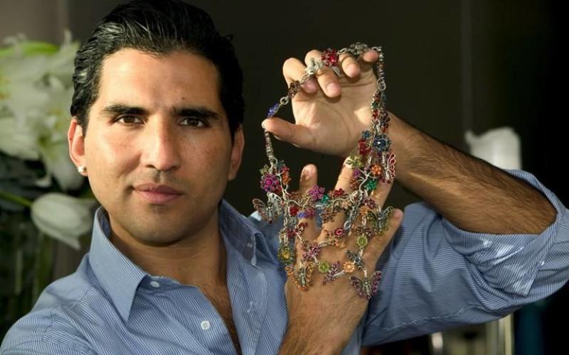 Rodrigo Otazu, el argentino que embellece a Hollywood con sus joyas