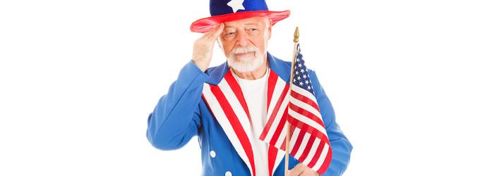 El sueño americano en el ala de un sombrero