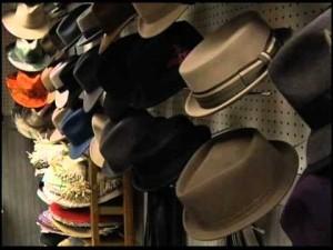 sombreros abrir