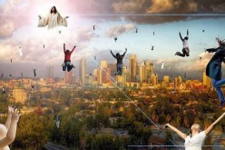 """""""Dios viene @&%# y no se va a dejar crucificar"""""""