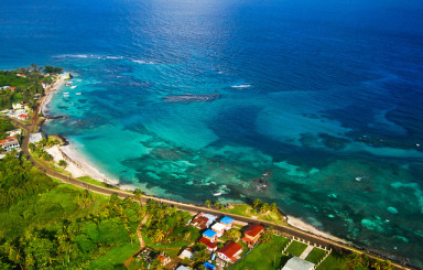 Islas del Maíz, paraíso de Nicaragua