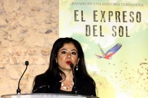 Pilar Velez Senado 2