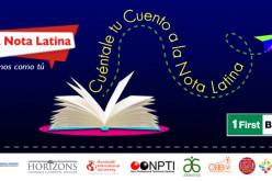"""Con éxito concluye recepción de obras para el concurso """"Cuéntale tu Cuento a La Nota latina 2015"""""""
