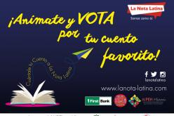 """La Nota Latina y AIPEH anuncian ganadores de """"Cuéntale Tu Cuento a La Nota Latina"""""""