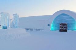 Turismo a prueba de hielo en Suecia