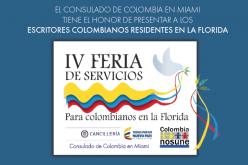 La Literatura se luce en la IV Feria de Servicios del Consulado de Colombia