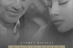 Andrea Bocelli y Ariana Grande E Piú ti Penso o Pienso en Ti… Mágico