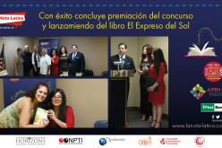 Celebramos en grande el talento de nuestros escritores hispanos