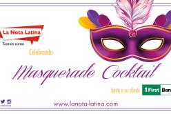 Masquerade Cocktail de FirstBank, un evento memorable