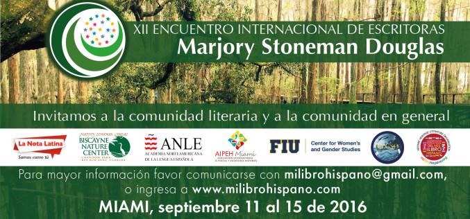 Miami sede del XII Encuentro Internacional de Escritoras