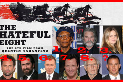 Quentin Tarantino  nos trae historias del oeste en  The Hateful Eight