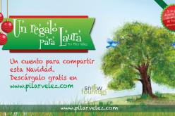 Pilar Vélez nos regala un cuento en esta Navidad