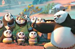 Po regresa cantando en Kung Fu Panda 3 en el 2016