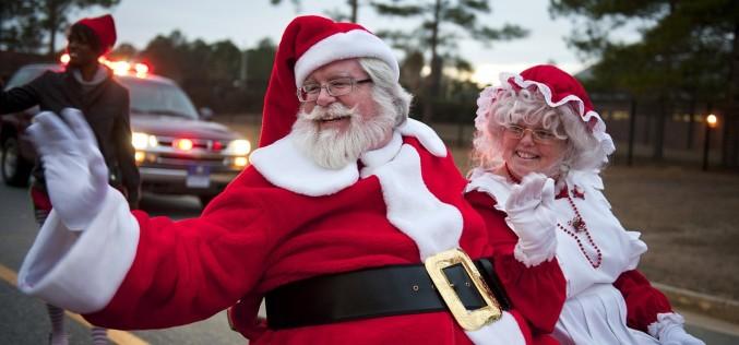 Santa: Una leyenda roja de amor y bondad