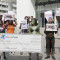 Ambientalistas protestan en México por ecocidio en manglar Tajamar