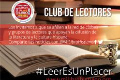 Hispanic Heritage Literature Organization motiva a los clubes de lectura