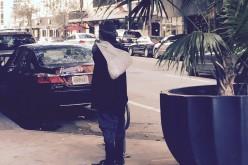 """Fotografía a blanco y negro: Los """"Homeless"""" del Downtown de Miami"""