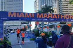 Con éxito se celebró el Décimo Cuarto Marathon de Miami