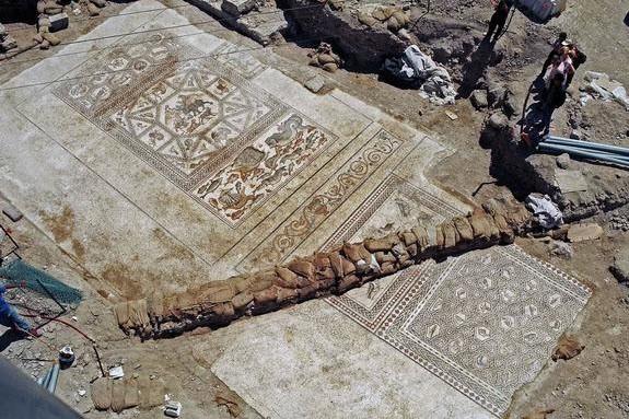 Mosaico de Israel 2