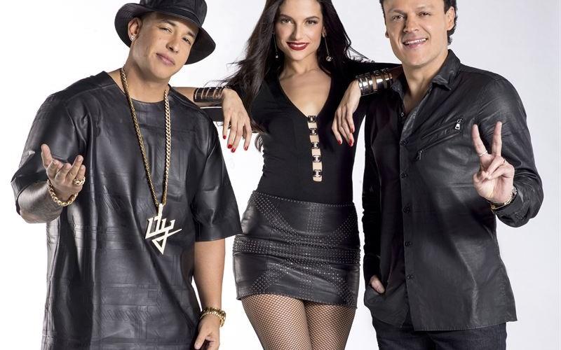 """Natalia Jiménez, Pedro Fernández y Daddy Yankee protagonizan la cuarta temporada de """"La Voz Kids"""""""