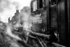 Tren ejecutivo o vagones reencauchados