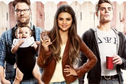 Seth Rogen, Zac Efron y Selena Gómez darán de que hablar juntos en Neighbors 2