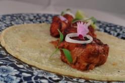 Tacos de Pescado a la Talla una delicia del chef Santiago Gómez