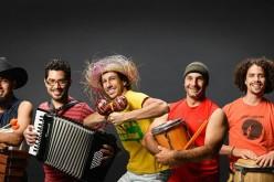 La banda nicaragüense La Cuneta Son Machin celebra nominación al premio Grammy