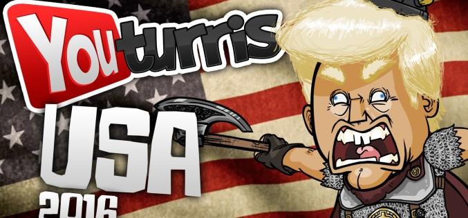 Elecciones en los Estados Unidos. Mira esta divertida sátira elaborada por Youturris