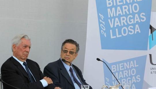 10 latinoamericanos y un español se disputan este año la Bienal de Novela Mario Vargas Llosa