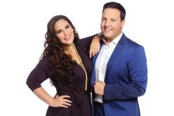 """Angélica y Raúl: """"El éxito de Qué Noche está en el trabajo en equipo"""""""