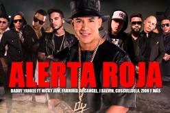 Daddy Yankee y otros grandes del reggeatón se declaran en Alerta Roja